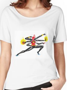 spider women fusion Women's Relaxed Fit T-Shirt