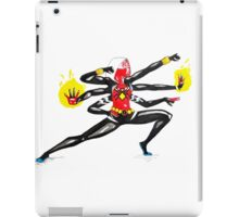 spider women fusion iPad Case/Skin