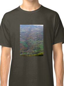 Country Roads - Tuscany, Italy Classic T-Shirt