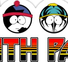 South Park joins the Band! Sticker