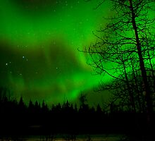 Aurora Sky Part 1 by peaceofthenorth