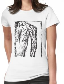Love Scars Womens Fitted T-Shirt