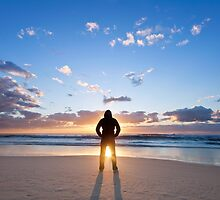 Man and Nature II   Gold Coast   Australia by Pawel Papis