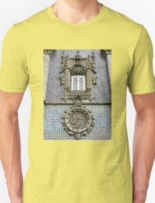 Portugese Late Gothic Style Facade T-Shirt
