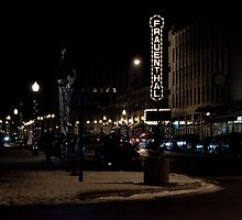 """""""Frauenthal at Night"""" by stephen proctor"""