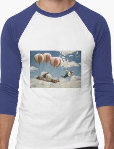 Geronimo! Men's Baseball ¾ T-Shirt