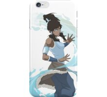 Water - Avatar Korra iPhone Case/Skin