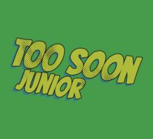 Too soon junior - 2 One Piece - Short Sleeve