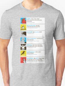 Birds' tweets T-Shirt