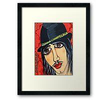 Muso Claude Framed Print