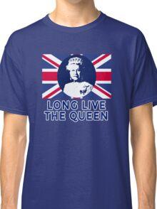 Queen Elizabeth II Long Live the Queen Classic T-Shirt