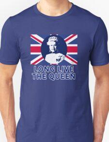 Queen Elizabeth II Long Live the Queen T-Shirt