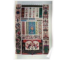 The Grammar of Ornament Owen Jones Francis Bedford Joh Burley Waring John Obadiah Westwood 1856 0289 Italian Poster