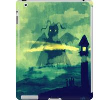 Dragonite at Bill's Lighthouse iPad Case/Skin
