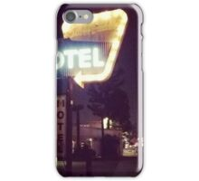 Noho Hotel Motel iPhone Case/Skin