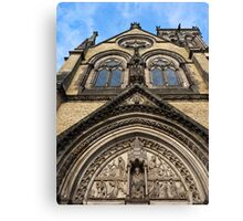 Reaching up to heaven Canvas Print