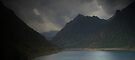 Mountain Storm by WatscapePhoto