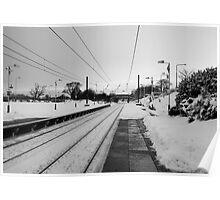 No Trains Again Poster