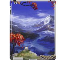 Chrono Trigger: Mountains're Nice iPad Case/Skin