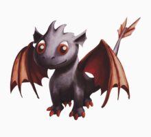 Ash Stone Dragon.  Kids Tee