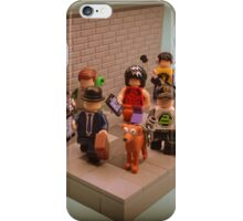 Faceless City iPhone Case/Skin