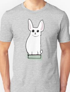 His name is Boris and he likes books - Victorian illustration T-Shirt