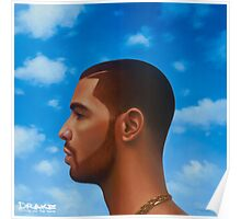 Drake- Nothing Was the Same Poster