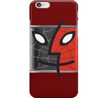 spiderman finder icon iPhone Case/Skin