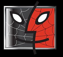 spiderman finder icon by LucyHollyhock