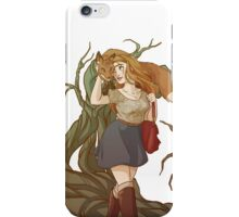 The Fox And The Banshee  iPhone Case/Skin