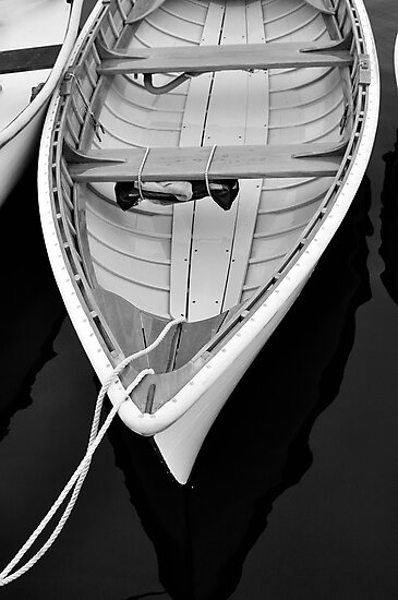 Boat, Southwest Harbor, Maine by fauselr