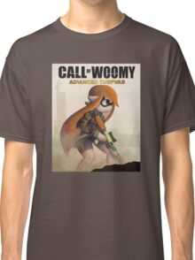 CALL OF WOOMY: ADVANCED TURFWAR Classic T-Shirt
