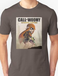 CALL OF WOOMY: ADVANCED TURFWAR T-Shirt