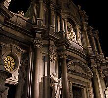 Luci serali sul Duomo by Andrea Rapisarda