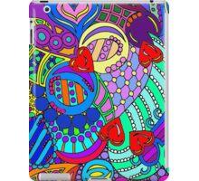 rainbow mural  iPad Case/Skin