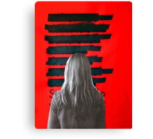 The Anonymous Age 13 Canvas Print