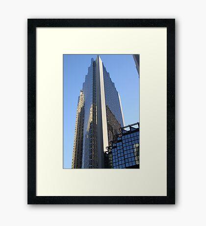 RBC Headquarters Framed Print