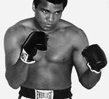 Muhammad Ali by nromaneschi