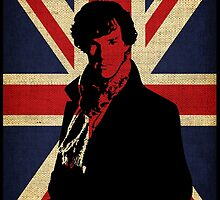 I Believe in Sherlock Holmes by Digital Phoenix Design