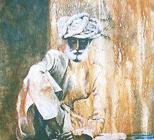 Village Elder, by Mary James