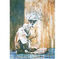 Village Elder, Photographic Print