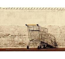 Empty & alone Photographic Print