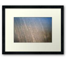 Planet Macro Framed Print