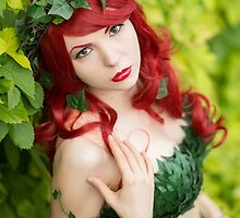 Poison Ivy by monicaneira