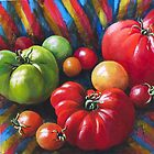 Tomatoes, by Mary James