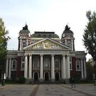 Ivan Vazov National Theatre by Maria1606