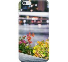 View of Brisbane City at night iPhone Case/Skin