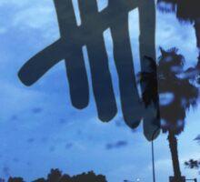 Traffic - 5SOS Logo Sticker