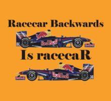 Racecar Backwards is Racecar. by brzt