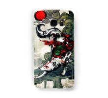 Okami Wolf Samsung Galaxy Case/Skin